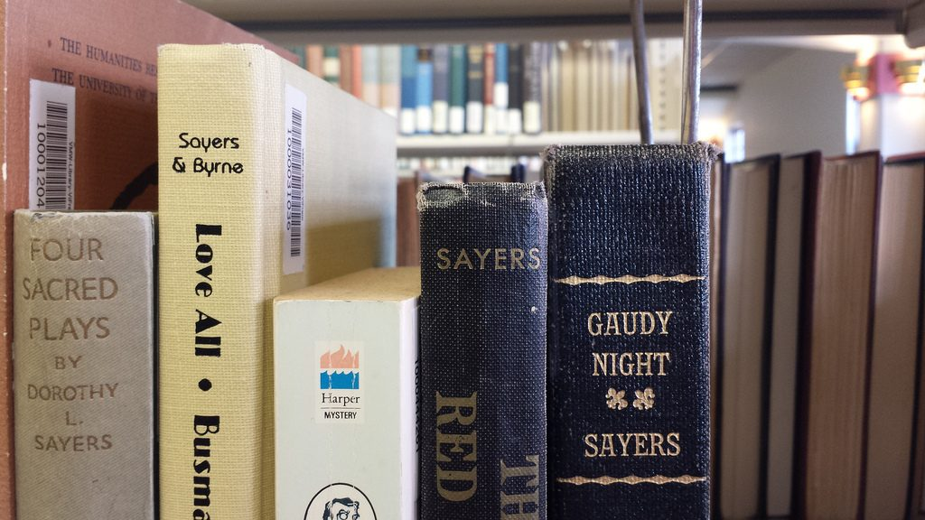 Sayers Books 2